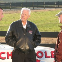 James Suttles on the music video Carolina Moonshine with NASCAR legend Junior Johnson