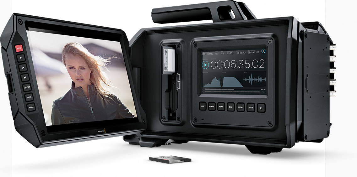 Blackmagic URSA – Specs, thoughts and first look videos