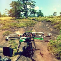 Aerial Cinematography in Dupont State Forest with James Suttles